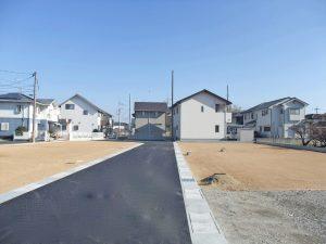 倉敷市東富井 土地 分譲地